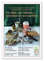 salon genealogie 2016-06-07 Maisons-Alfort