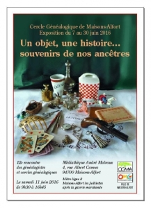salon genealogie 2016-06-07 Maisons-Alfort