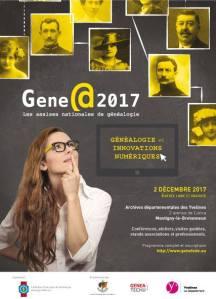 salon genealogie 2017-12-02 Versailles